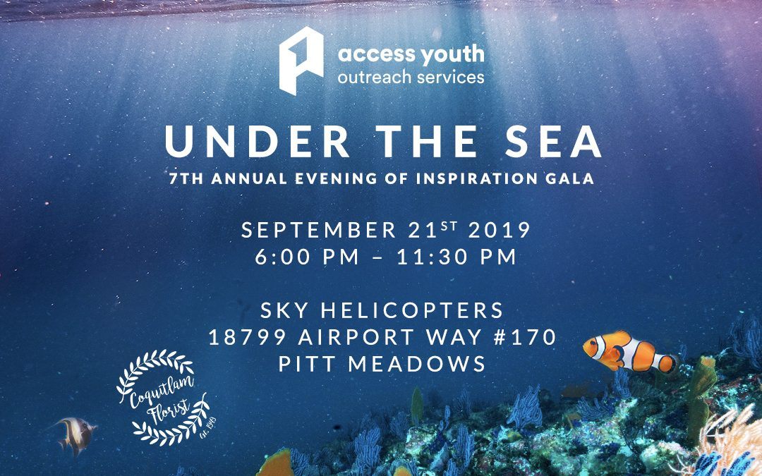 Evening of Inspiration Under the Sea Gala