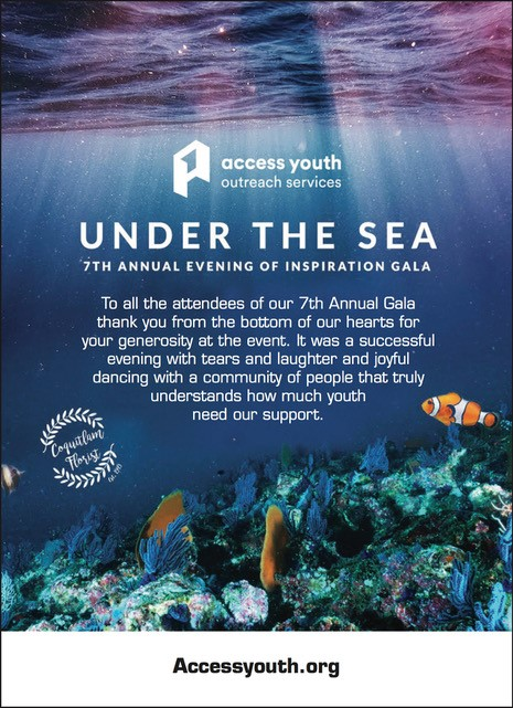 Thank you to our sponsors – 2019 GALA